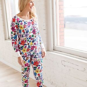 HANNA ANDERSSON Flowers Forever Women's Pajamas